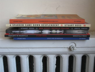 Stuart Ross's poetry books 2008-19