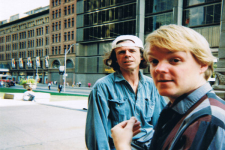 Ben Walker and Gary Black