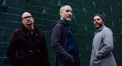 The Bad Plus (L-R: Ethan Iverson, Reid Anderson, Dave King)