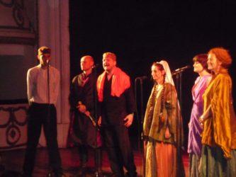 samzeo, 2009  (L-R: Angus Ward, Jukian Marley, Ben Walker, Helen Curtis, Jenny Smith, Sarah Cobham)
